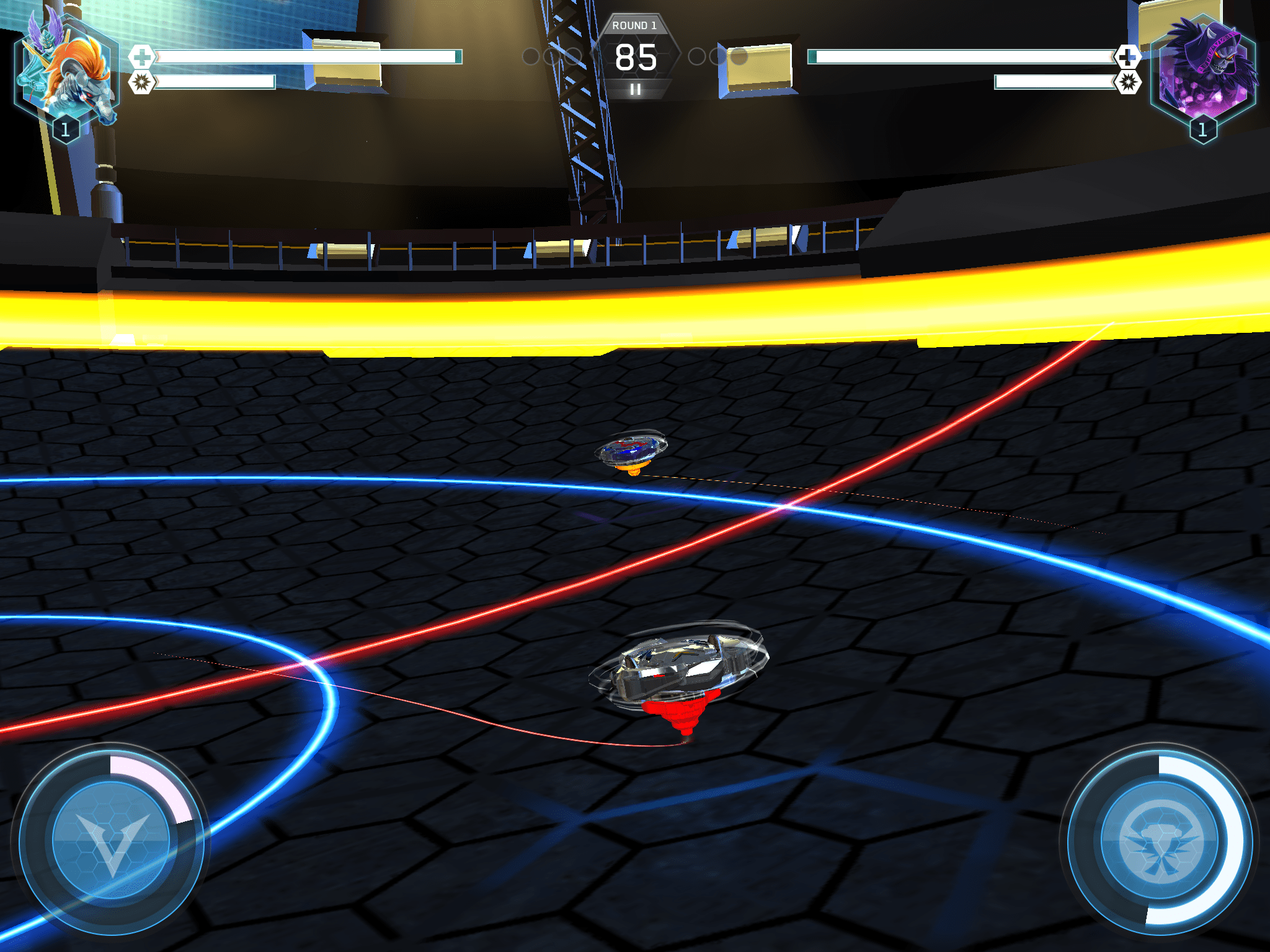 Bring the Battle with You: Beyblade Battles Mobile App ...
